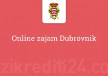 Online zajam Dubrovnik