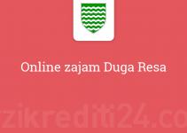 Online zajam Duga Resa