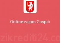 Online zajam Gospić