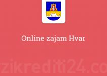 Online zajam Hvar
