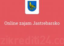 Online zajam Jastrebarsko