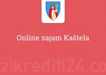 Online zajam Kaštela