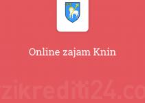 Online zajam Knin