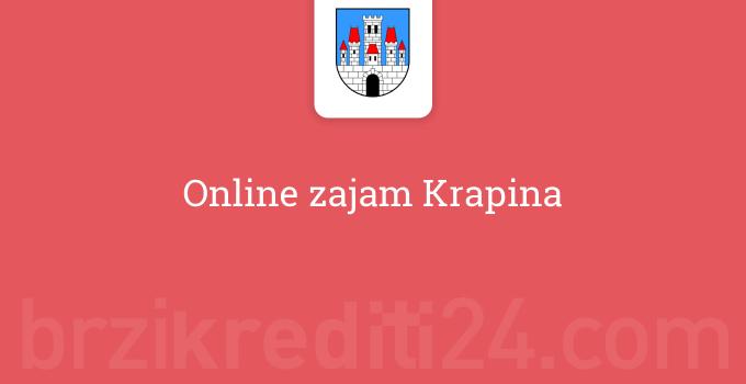 Online zajam Krapina