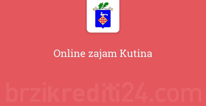 Online zajam Kutina