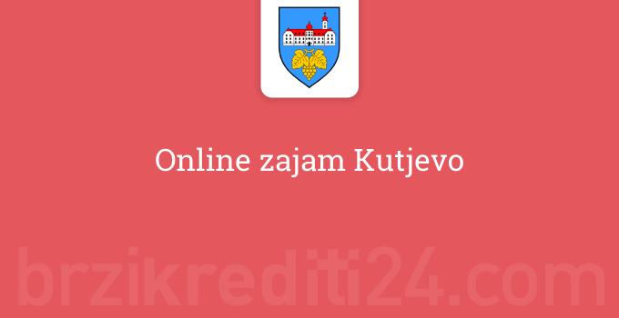 Online zajam Kutjevo