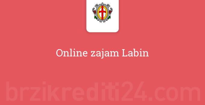 Online zajam Labin