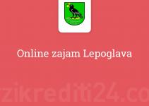 Online zajam Lepoglava