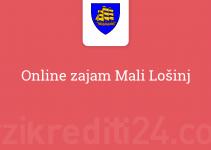 Online zajam Mali Lošinj