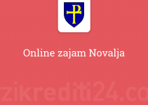 Online zajam Novalja