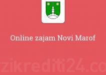 Online zajam Novi Marof