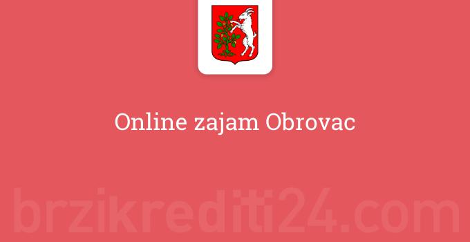 Online zajam Obrovac