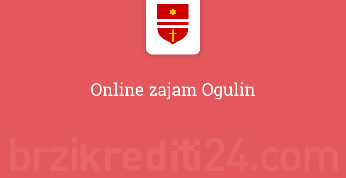 Online zajam Ogulin