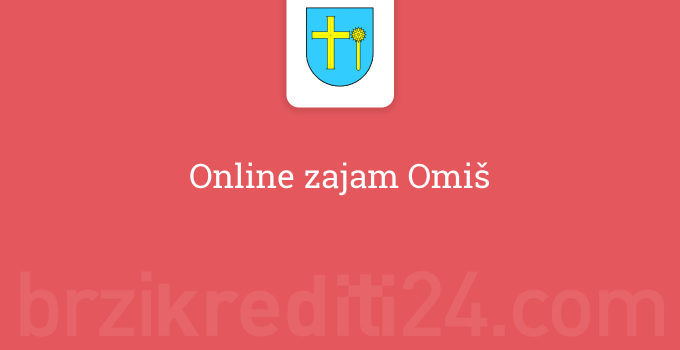 Online zajam Omiš