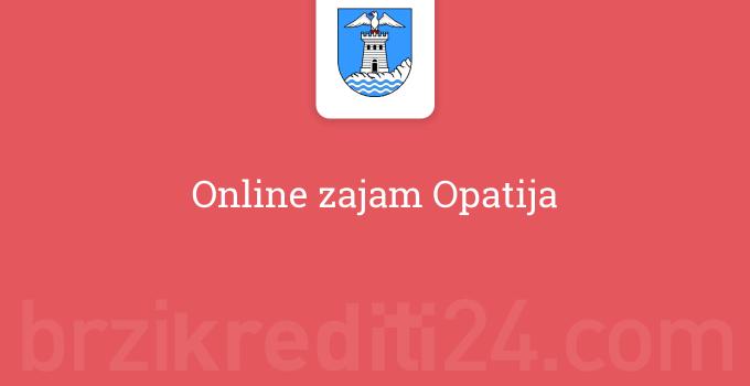 Online zajam Opatija