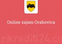 Online zajam Orahovica