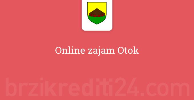 Online zajam Otok