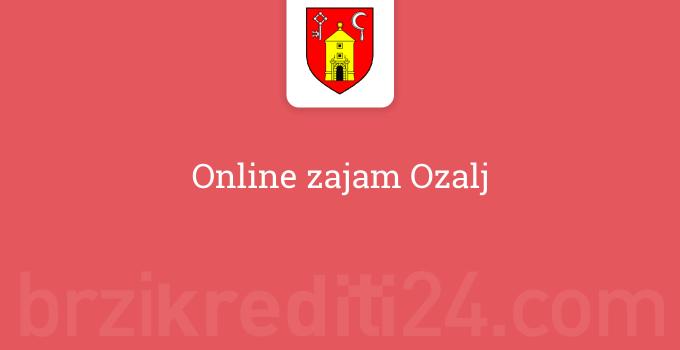 Online zajam Ozalj