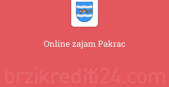 Online zajam Pakrac