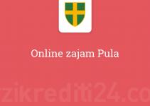 Online zajam Pula