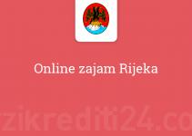 Online zajam Rijeka