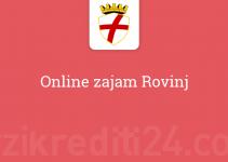 Online zajam Rovinj