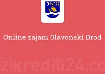 Online zajam Slavonski Brod