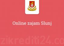 Online zajam Slunj