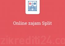 Online zajam Split