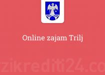 Online zajam Trilj
