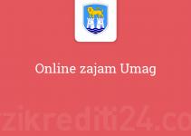 Online zajam Umag