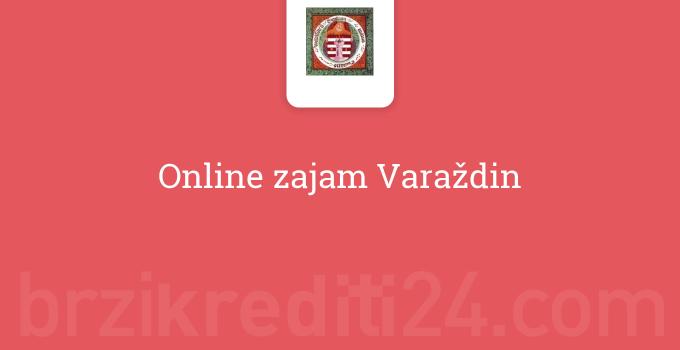 Online zajam Varaždin