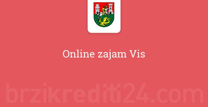 Online zajam Vis