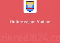 Online zajam Vodice