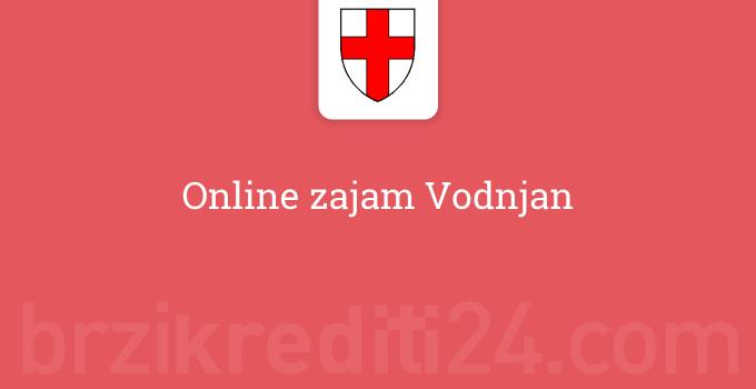 Online zajam Vodnjan