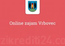 Online zajam Vrbovec
