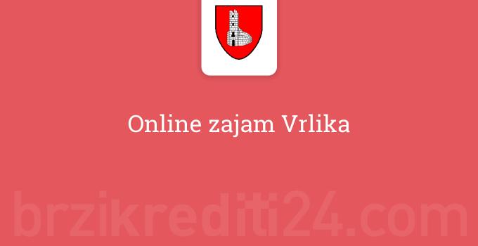 Online zajam Vrlika