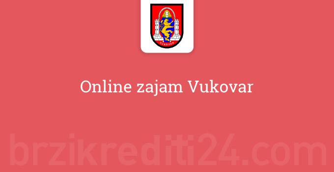 Online zajam Vukovar