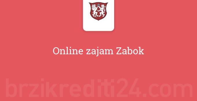 Online zajam Zabok