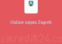 Online zajam Zagreb