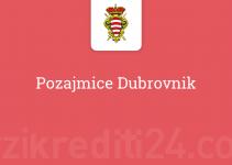 Pozajmice Dubrovnik