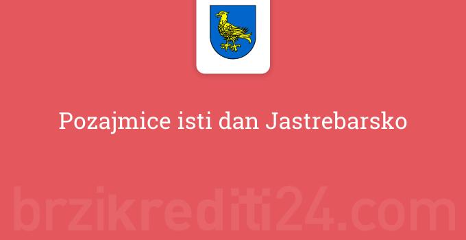 Pozajmice isti dan Jastrebarsko