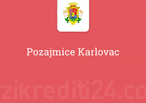 Pozajmice Karlovac