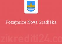 Pozajmice Nova Gradiška