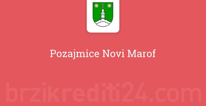 Pozajmice Novi Marof