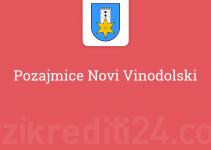 Pozajmice Novi Vinodolski