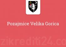 Pozajmice Velika Gorica
