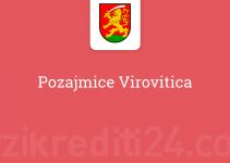 Pozajmice Virovitica