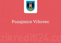 Pozajmice Vrbovec