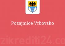 Pozajmice Vrbovsko